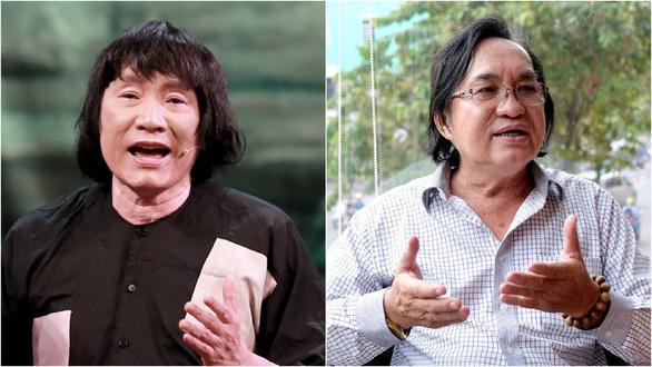 Bộ sẽ cố hết sức về trường hợp của NSƯT Minh Vương, Thanh Tuấn - Ảnh 1.