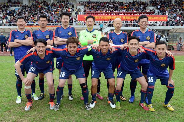 Khi Huỳnh Nhật Hoa, Tăng Chí Vỹ, Lộc Hàm… làm cầu thủ  - Ảnh 3.