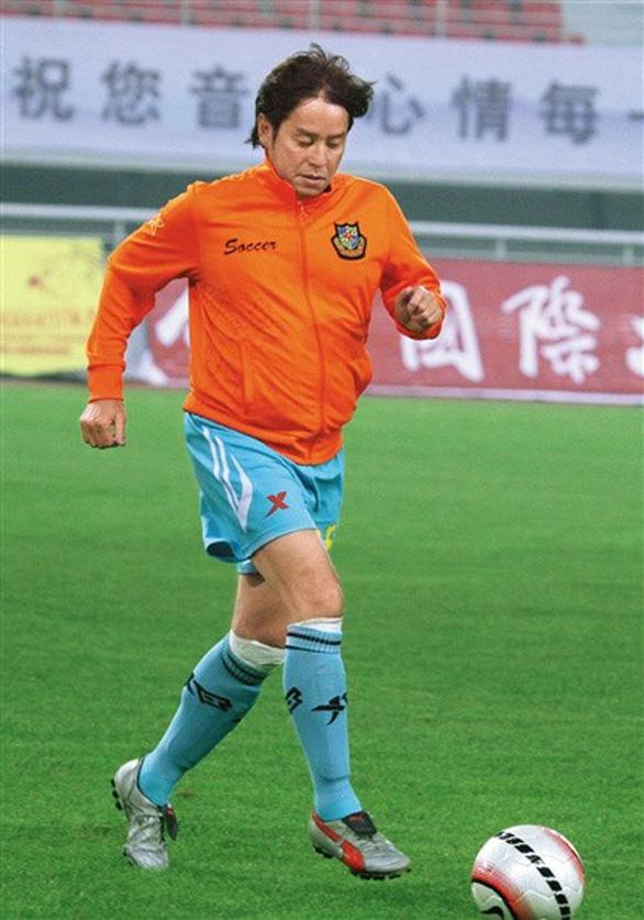 Khi Huỳnh Nhật Hoa, Tăng Chí Vỹ, Lộc Hàm… làm cầu thủ  - Ảnh 4.
