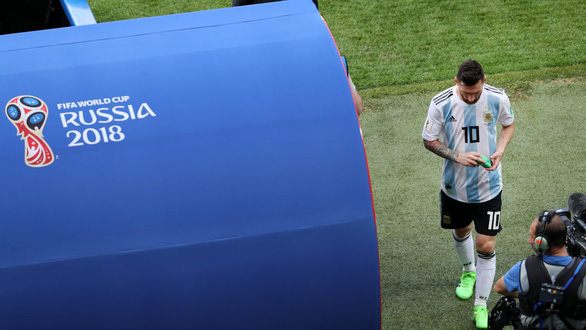 Messi và sự trân trọng từ đối thủ không đội trời chung - Ảnh 6.
