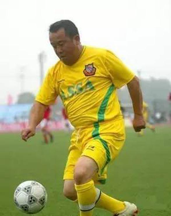 Khi Huỳnh Nhật Hoa, Tăng Chí Vỹ, Lộc Hàm… làm cầu thủ  - Ảnh 5.