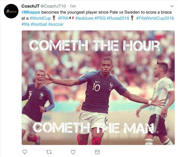 Ai là khám phá lớn nhất của World Cup tính đến trước tứ kết? - Ảnh 6.
