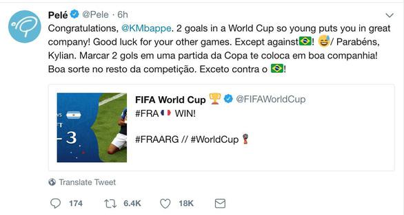 Ai là khám phá lớn nhất của World Cup tính đến trước tứ kết? - Ảnh 7.