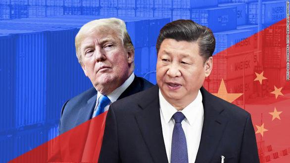 Chiến tranh thương mại Mỹ - Trung chính thức bắt đầu - Ảnh 1.