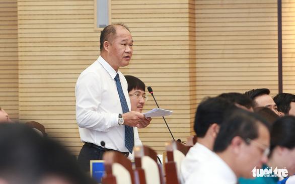 HĐND Hà Nội lo cháy máy vì nhiều đại biểu bấm nút chất vấn - Ảnh 1.