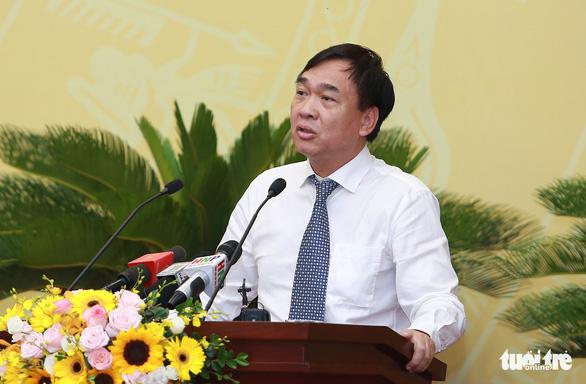 HĐND Hà Nội lo cháy máy vì nhiều đại biểu bấm nút chất vấn - Ảnh 2.