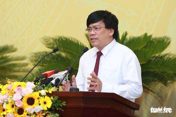 HĐND Hà Nội lo cháy máy vì nhiều đại biểu bấm nút chất vấn - Ảnh 3.