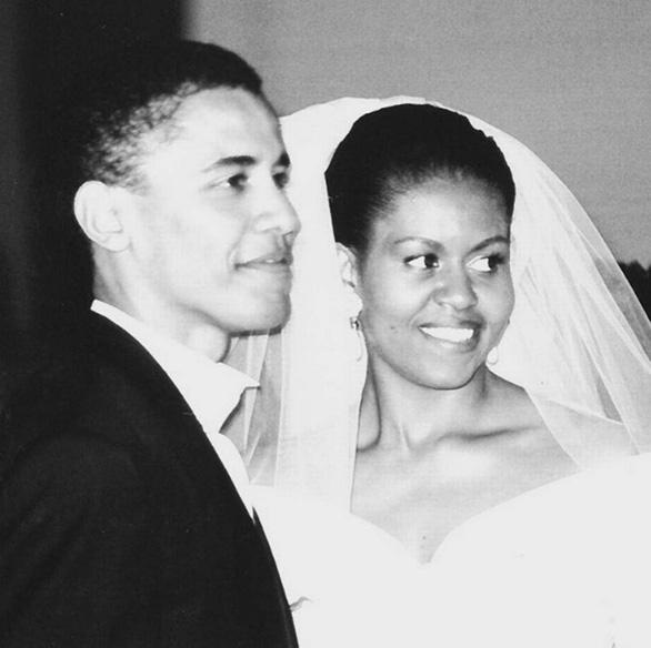 3 câu hỏi của Obama cho các chàng trước khi cưới - Ảnh 1.