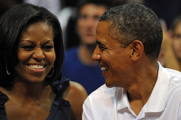 3 câu hỏi của Obama cho các chàng trước khi cưới - Ảnh 2.