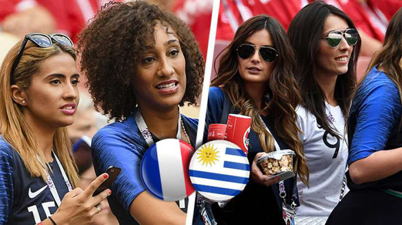 Gia đình - vũ khí tinh thần bí mật của tuyển Pháp ở World Cup - Ảnh 1.