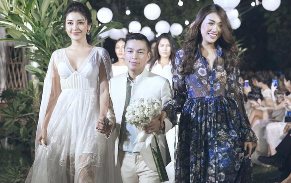 Huyền My làm vedette Romance - Bài ca ngợi tình yêu của Adrian Anh Tuấn - Ảnh 1.