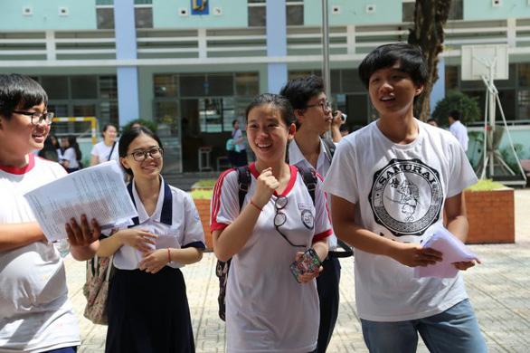 Điểm thi THPT quốc gia ở Hà Giang bất thường, Bộ GD-ĐT vào cuộc - Ảnh 1.