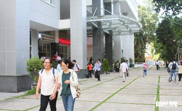 Làm hồ sơ giả để vào học Đại học Y dược TP.HCM - Ảnh 1.
