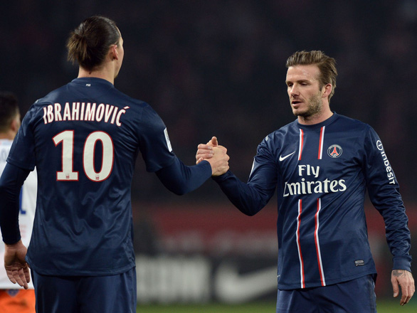 Trước thềm tứ kết, Zlatan và Beckham hẹn lịch… đi mua đồ - Ảnh 2.