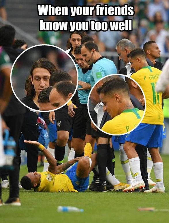 Chú bé chăn cừu Neymar biến World Cup thành Euro - Ảnh 2.