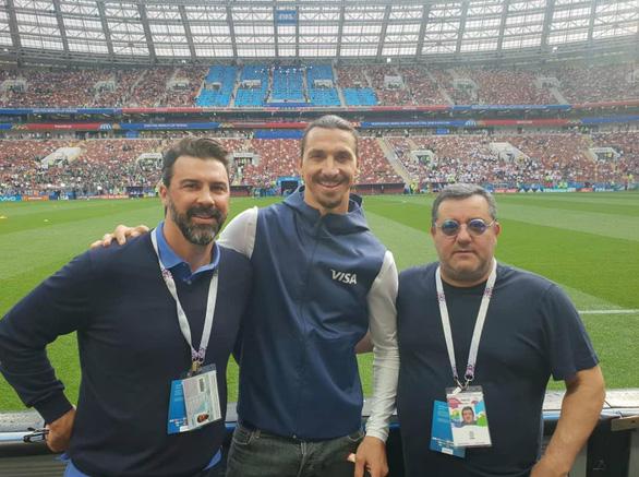 Trước thềm tứ kết, Zlatan và Beckham hẹn lịch… đi mua đồ - Ảnh 4.