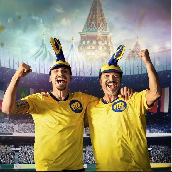 Trước thềm tứ kết, Zlatan và Beckham hẹn lịch… đi mua đồ - Ảnh 6.