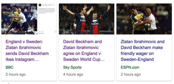 Trước thềm tứ kết, Zlatan và Beckham hẹn lịch… đi mua đồ - Ảnh 7.