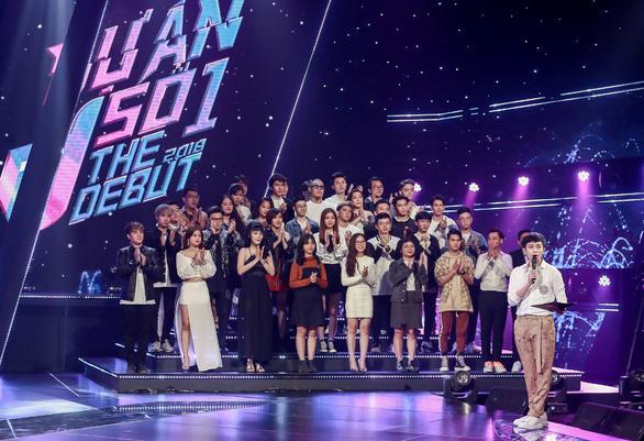 The Debut - Hương Tràm thất vọng, Trish Lương to tiếng với Kim Hoàng - Ảnh 1.