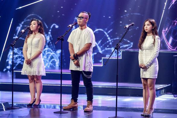 The Debut - Hương Tràm thất vọng, Trish Lương to tiếng với Kim Hoàng - Ảnh 4.