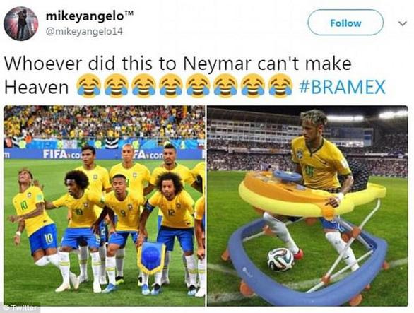 Neymar ra về: Khoảnh khắc buồn nhất trong sự nghiệp của tôi - Ảnh 2.