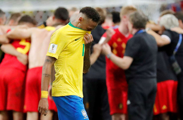 Neymar ra về: Khoảnh khắc buồn nhất trong sự nghiệp của tôi - Ảnh 1.