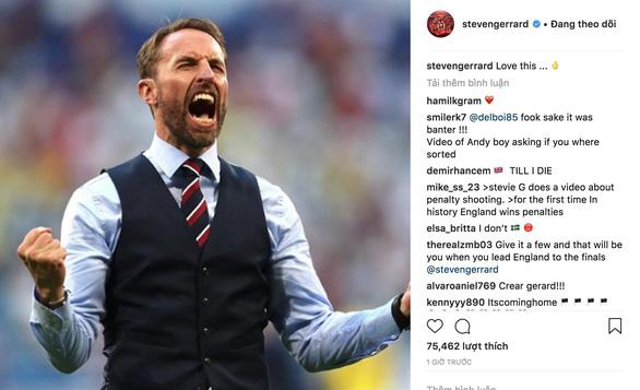 Danh thủ Anh tưng bừng trước chiến thắng của thế hệ vàng - Ảnh 5.