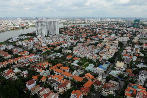 Mua ở chọn căn hộ, đầu cơ chọn đất nền - Ảnh 4.