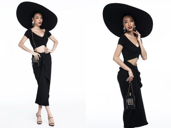 Một chân váy đen, mười cách mặc sáng tạo! - Ảnh 7.