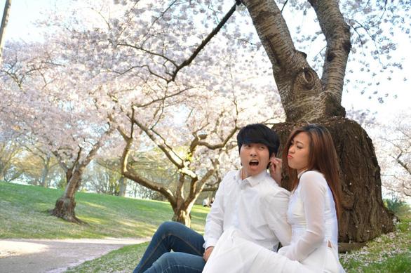 Mối tình du học sinh của cô gái Việt với chàng trai Hàn - Ảnh 2.