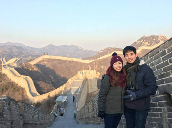 Mối tình du học sinh của cô gái Việt với chàng trai Hàn - Ảnh 3.