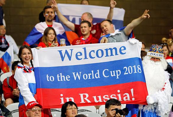 Mạng xã hội dậy sóng vì NATO khoe có 4 thành viên vào bán kết World Cup - Ảnh 1.