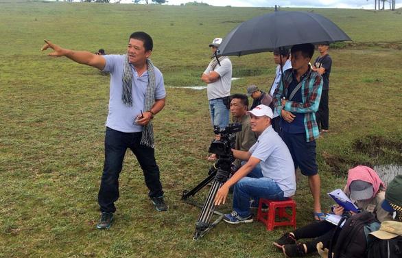 Đạo diễn Những đứa con biệt động Sài Gòn trở lại với Ruby máu - Ảnh 2.
