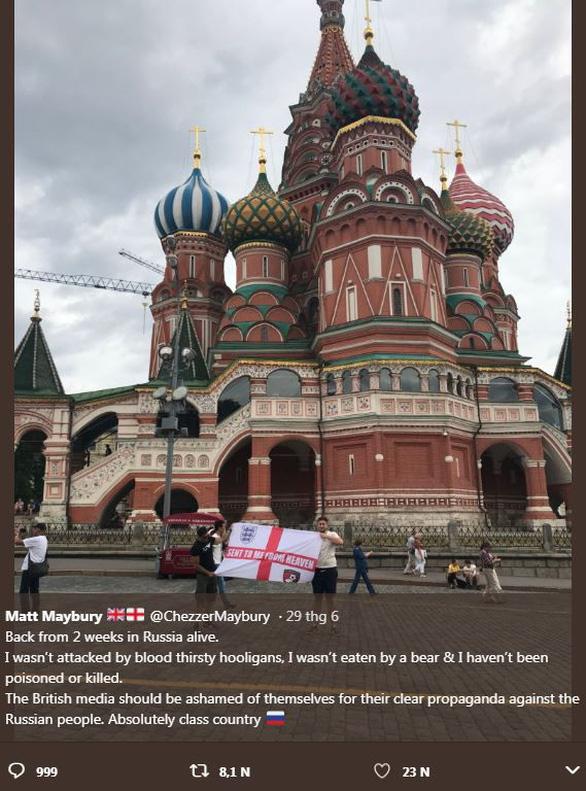 World Cup: Chỉ toàn tuyên truyền, nước Nga đúng là quá tuyệt vời - Ảnh 4.