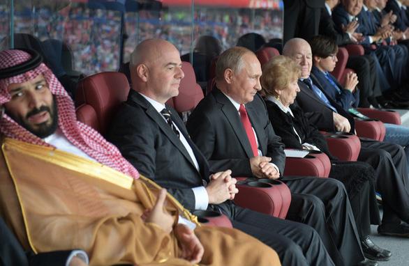 Mạng xã hội dậy sóng vì NATO khoe có 4 thành viên vào bán kết World Cup - Ảnh 5.