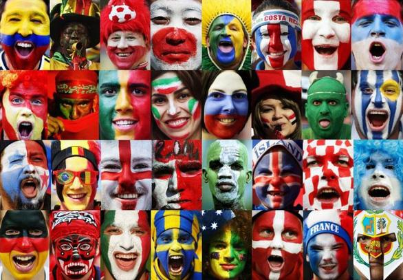 World Cup: Chỉ toàn tuyên truyền, nước Nga đúng là quá tuyệt vời - Ảnh 3.