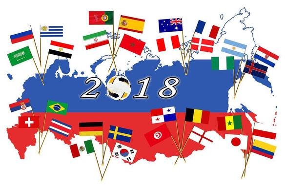World Cup: Chỉ toàn tuyên truyền, nước Nga đúng là quá tuyệt vời - Ảnh 1.