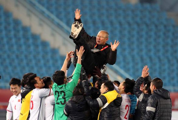 Ông Park Hang Seo và con đường đến với bóng đá Việt Nam - Ảnh 1.