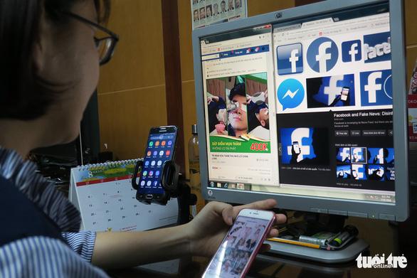 Truy thu thuế người nhận tiền từ Facebook, Google - Ảnh 1.