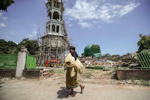 Lombok hoang tàn sau động đất - Ảnh 5.