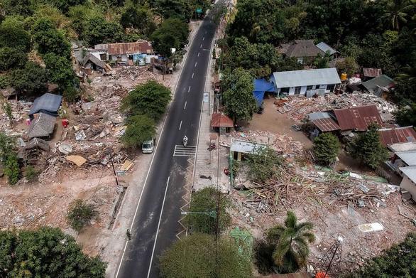 Lombok hoang tàn sau động đất - Ảnh 4.