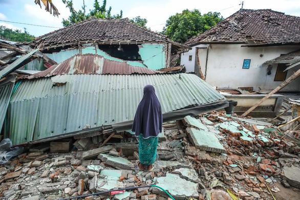 Lombok hoang tàn sau động đất - Ảnh 2.