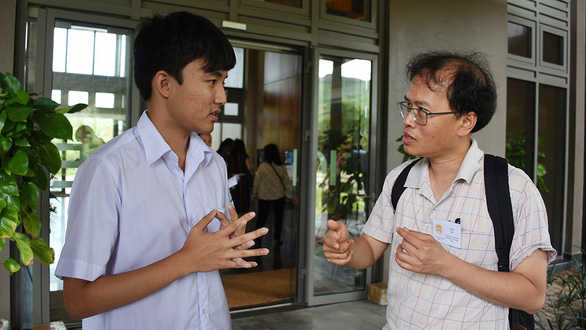 Từ sự kiện GS Đàm Thanh Sơn, cùng nhìn lại môi trường khoa học - Ảnh 1.