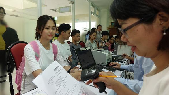 Nhiều trường đại học không xét tuyển bổ sung - Ảnh 1.