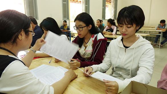 Nhiều trường đại học không xét tuyển bổ sung - Ảnh 2.