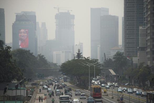 Cách nào hạn chế tác hại của bụi không khí? - Ảnh 2.