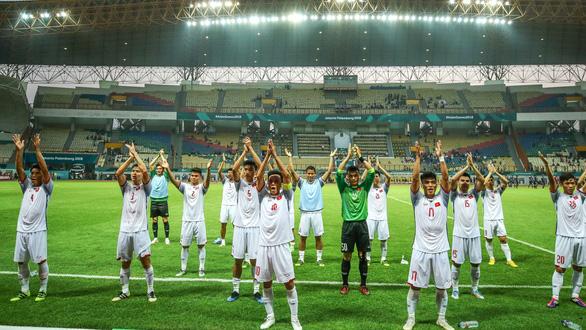 Thêm tự tin với Olympic Việt Nam - Ảnh 1.