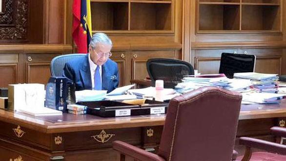 Malaysia kỳ vọng gì vào sự trở lại của Mahathir? - Ảnh 1.