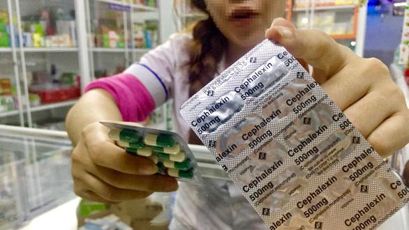 Mua thuốc dễ như mua rau! - Ảnh 1.
