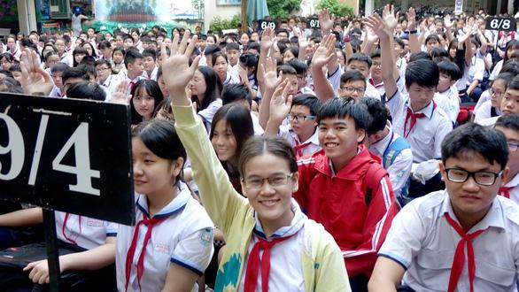 Miễn học phí THCS tạo khác biệt lớn về kinh tế cho Việt Nam - Ảnh 1.